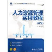 人力资源管理实用教程(第2版21世纪全国高等院校财经管理系列