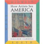 How Artists See America 英文原版