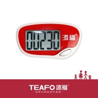 添福数子计步器跑步机数字步行计数器记步器走步计数器跑步记录器