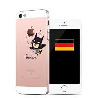 【包邮】 CITY&CASE 苹果5se手机壳iphone5s手机壳透明软硅胶iPhonese手机套