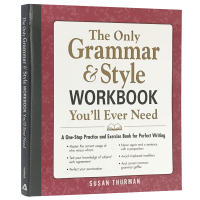 The Only Grammar & Style Workbook You'll Ever Need 你永远都需要的英语