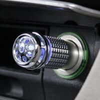 车载空气净化器 汽车氧吧 车用氧吧负离子发生器PM2