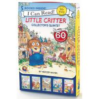 【预订】Little Critter Collector's Quintet Critters Who Care, G