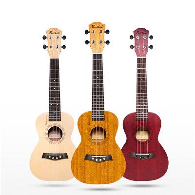 初学者学生练习单板吉他23寸26寸小吉他
