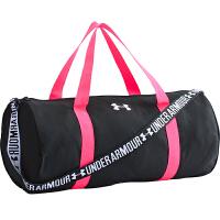 健身包女包单肩包训练包男篮球包运动包UA旅行包手提圆筒包 中
