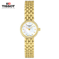 TISSOT/全国联保天梭时尚系列石英女表(T058.009.11.051.00)