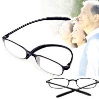 高清晰时尚TR90老花镜男女超轻树脂老光眼镜