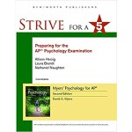Strive for 5: Preparing for the AP Psychology Examination 2