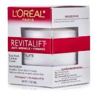 欧莱雅 L'Oreal 紧致面颈霜RevitaLift Anti-Wrinkle + Firming 48g