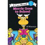 Morris Goes to School 莫理斯去上学(I Can Read,Level 1)ISBN9780064440455