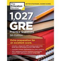 1007 GRE PRACTICE QUEST 5ED