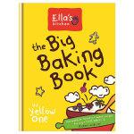 【预订】Ella's Kitchen:The Big Baking Book,埃拉厨房:儿童烘焙食谱