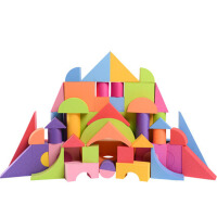 泡沫积木大型大块EVA泡沫积木宝宝玩具748积木玩具