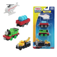 托马斯和朋友 之合金小火车组合装DGB79 安妮和克拉贝尔