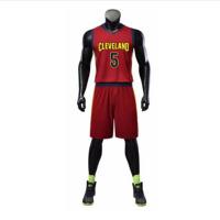 运动套装男骑士篮球服新款23号詹姆斯球衣运动训练比赛球服