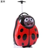 儿童拉杆箱万向轮卡通行李拖箱16-18寸学生旅行登机韩版
