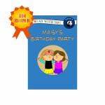 陪你读书 Maisy's Birthday Party