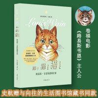 猫猫猫 路易斯・韦恩的猫咪星球 卷福电影《路易斯韦恩》主人公 史航捐赠向往的生活图书馆同款藏书 图画作品集