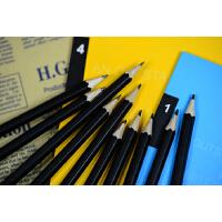 马可铅笔HB 2B 2H 无铅毒铅笔 书写铅笔 学生铅笔8000-12CB