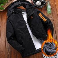 冲锋衣男三合一加绒加厚可拆卸两件套女秋冬季潮牌户外防风衣外套新品