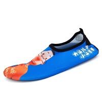 2017游泳鞋男女赤足贴肤软涉水鞋情侣运动沙滩溯溪鞋儿童瑜伽跑步机鞋
