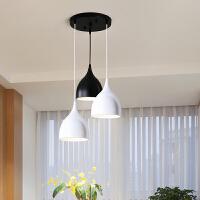 新款2019餐厅吊灯大气现代简约创意个性北欧卧室客厅酒店书房灯具