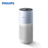 飞利浦(PHILIPS)空气净化器 家用办公室除甲醛 除雾霾 除PM2.5 智能手机智控 数字显示AC3837/00