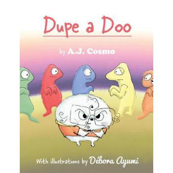【预订】Dupe a Doo: Full-Color Print Edition 预订商品,需要1-3个月发货,非质量问题不接受退换货。