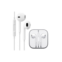 捷力源苹果线控耳机 Earpods MacBook Pro Air ipad2/3/4/5 iPad Air 2 iPad Mini 2 iphone4/4S/5/5C/5S iphone6/6P iphone6s iphone6splus 耳机 线控耳机 ipadmini耳机 iphone6s耳机 苹果电脑耳机 苹果...