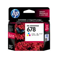 HP惠普678墨盒彩色