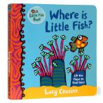 Where Is Little Fish?( 货号:9781406374186)