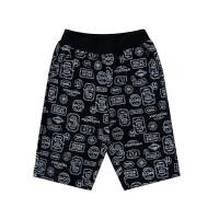 【小黄人ip款】小猪班纳童装男童短裤儿童卡通五分裤中大童休闲潮