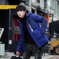 羽绒服男新款青年外套加厚保暖防寒运动户外滑雪服新品