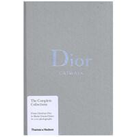 迪奥服装设计作品集 Dior Catwalk: The Complete Collections 迪奥 服装服饰设计书