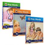 Key Words 1a1b1c 3本套装 适合4-5岁初学者 英语学习与儿童成长故事融合1a play with u