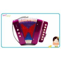 7键2贝司儿童小手风琴早期教育玩具音乐乐器