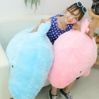 可爱情侣海豚抱枕布娃娃毛绒玩具公仔玩偶 创意礼品生日礼物女