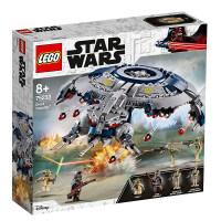 【当当自营】乐高(LEGO)积木 星球大战Star Wars 玩具礼物 机器人炮艇 75233