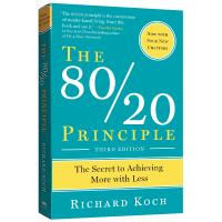 �F�The 80/20 Principle 英文原版�� 管理��籍 二八法�t 理查德科克 Richard Koch 全英