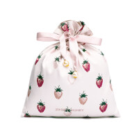 大容量化妆包女可爱草莓少女心手提化妆箱盒旅行洗漱护肤品收纳包