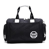 2018新款手提旅行包 男单肩斜跨行李包女韩版短途旅行袋运动包