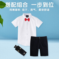 儿童演出服套装小学生朗诵大合唱钢琴演奏花童礼服表演服