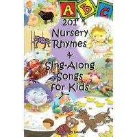 【预订】201 Nursery Rhymes & Sing-Along Songs for Kids
