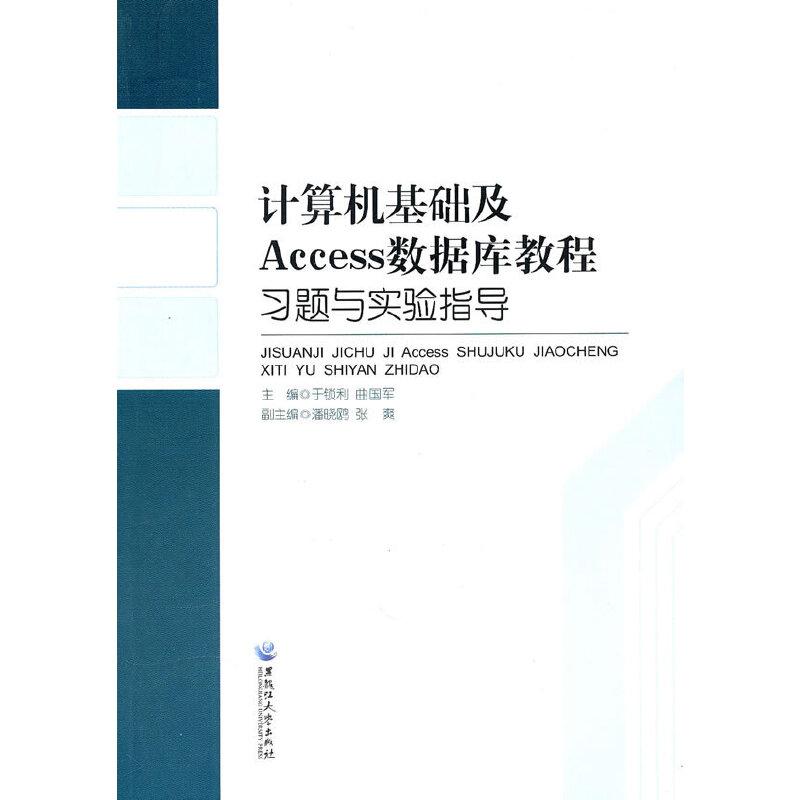 计算机基础及Access数据库教材习题与实验指导 PDF下载