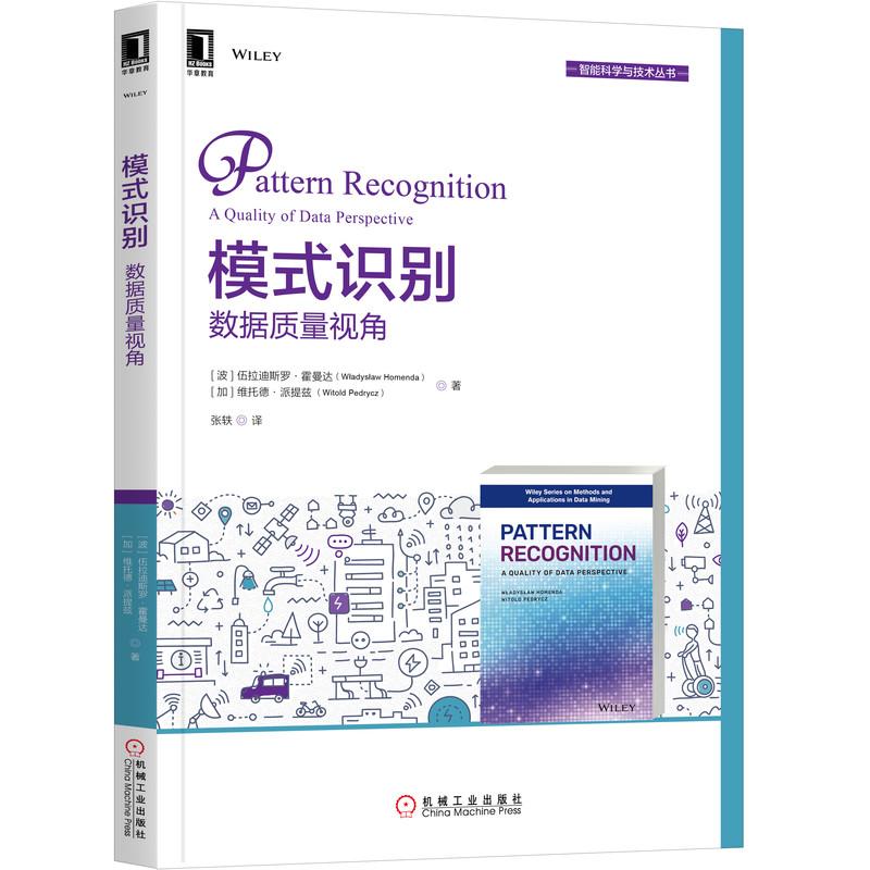 模式识别:数据质量视角 PDF下载