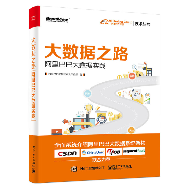 大数据之路:阿里巴巴大数据实践 PDF下载