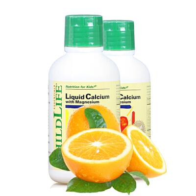 CHILDLIFE 童年时光 Liquid Calcium 钙镁锌补充液 474ml*2瓶 149元包邮包税(需用券)