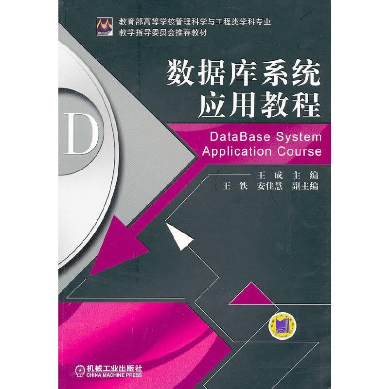 数据库系统应用教程 PDF下载