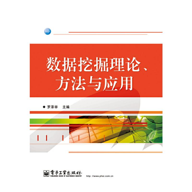 数据挖掘理论、方法与应用 PDF下载